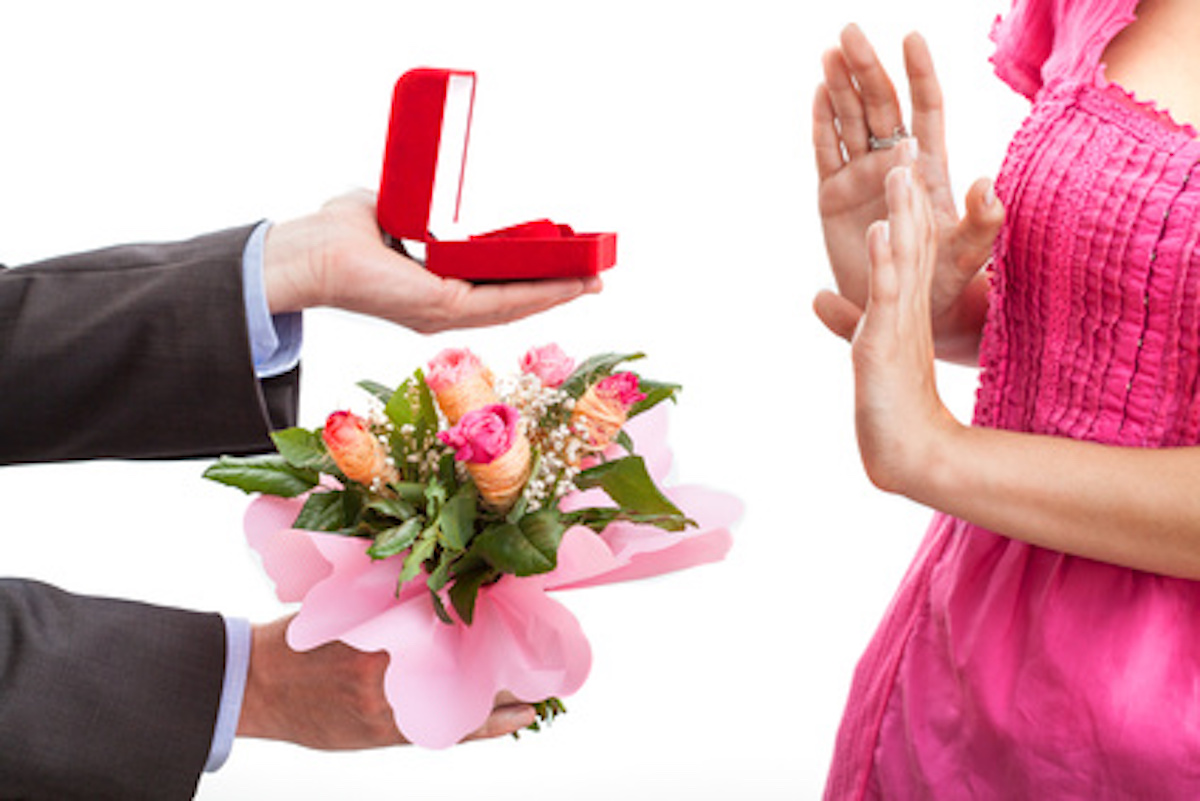 Why Are Americans Delaying The Marriage 7 Year Itch, For 7 Years?