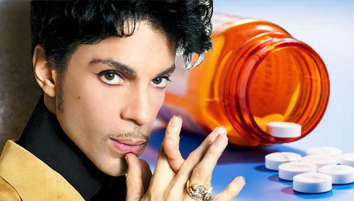 DEA Raids Prince's Home - Launch Full Scale Investigation Into Prescribed Meds