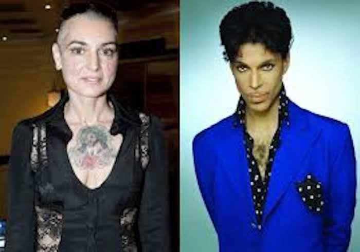 Sinead O'Connor Blasts Arsenio Hall On Facebook - Blames Him For Prince's Death