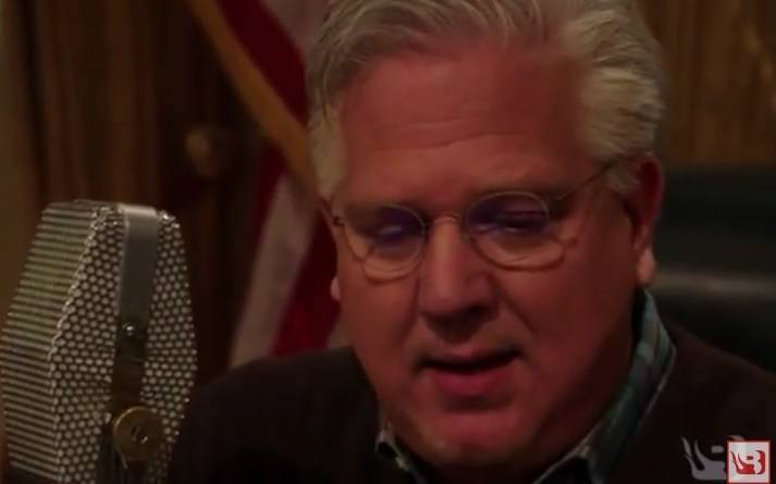 Glenn Beck Going Up In Flames - Is He Taking Ted Cruz With Him?