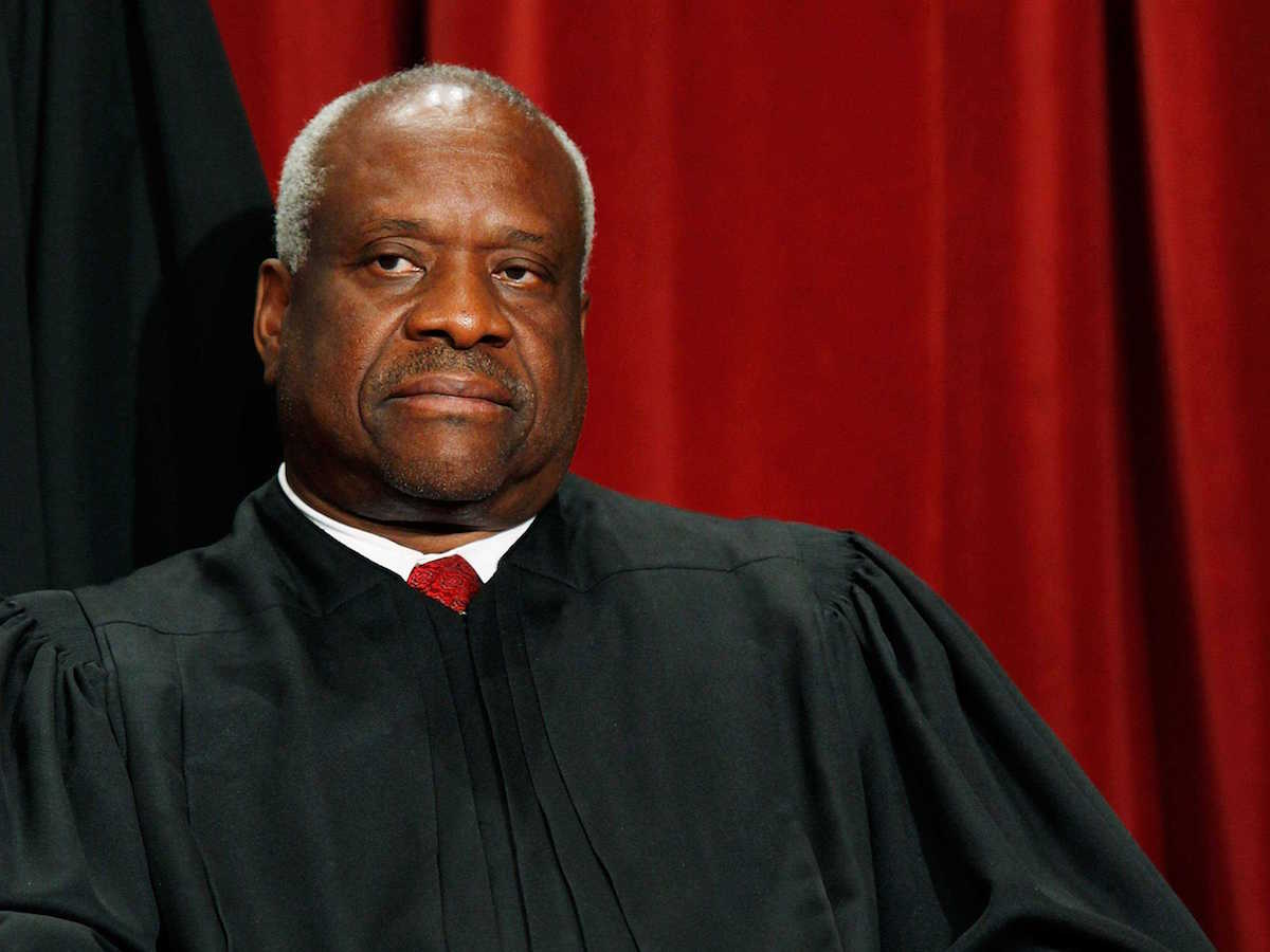 Black Liberals Lynch Clarence Thomas On Twitter As He Dissents In Murder Case