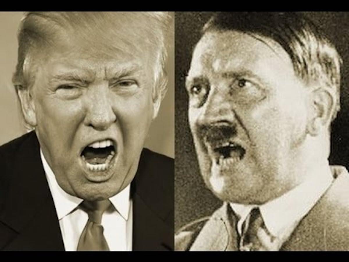 Libertarian Candidates Calling Trump's Illegal Deportation Plan Modern Day Holocaust