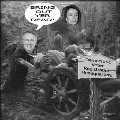 I See Dead people…Voting