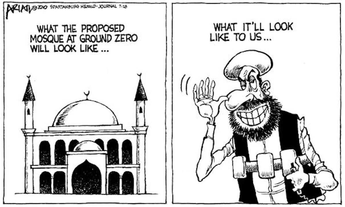 """You've Gotta See What This """"Islamic"""" Business Man Plans For Ground Zero Site"""
