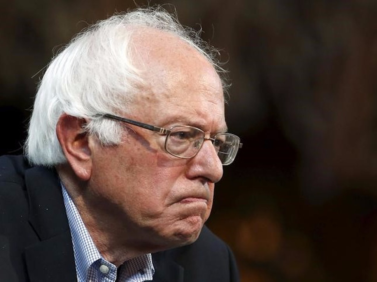 """Bernie Sanders """"FREE COLLEGE FOR ALL"""" Has Risen Up To Bite Him In The Backside IN A VERY EMBARRASSING WAY"""