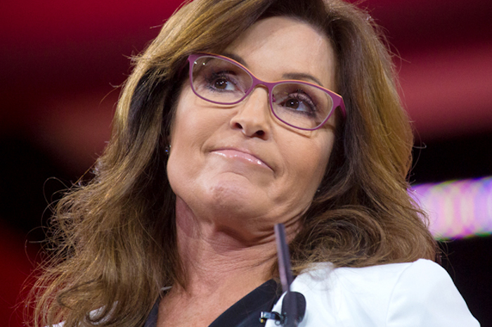 "Sarah Palin: ""Divided We Fall,"" Calls For Unity Get Social Media Explosion"