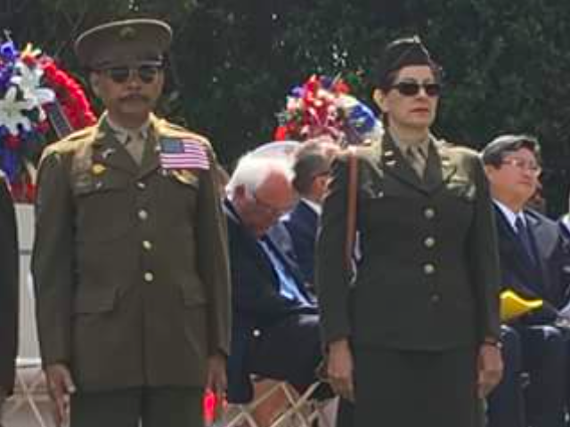Bernie Sanders Shows What He Thinks About Memorial Day