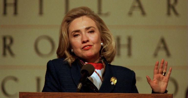 Andrea Tantaros Exposes The Lies Of Hillary Clinton Feminism