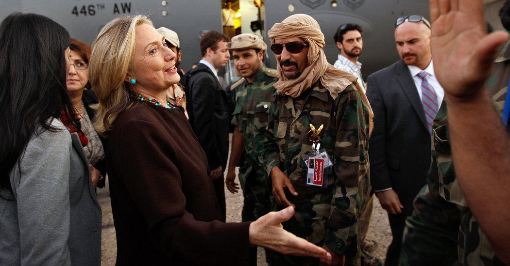 Libya Hillary