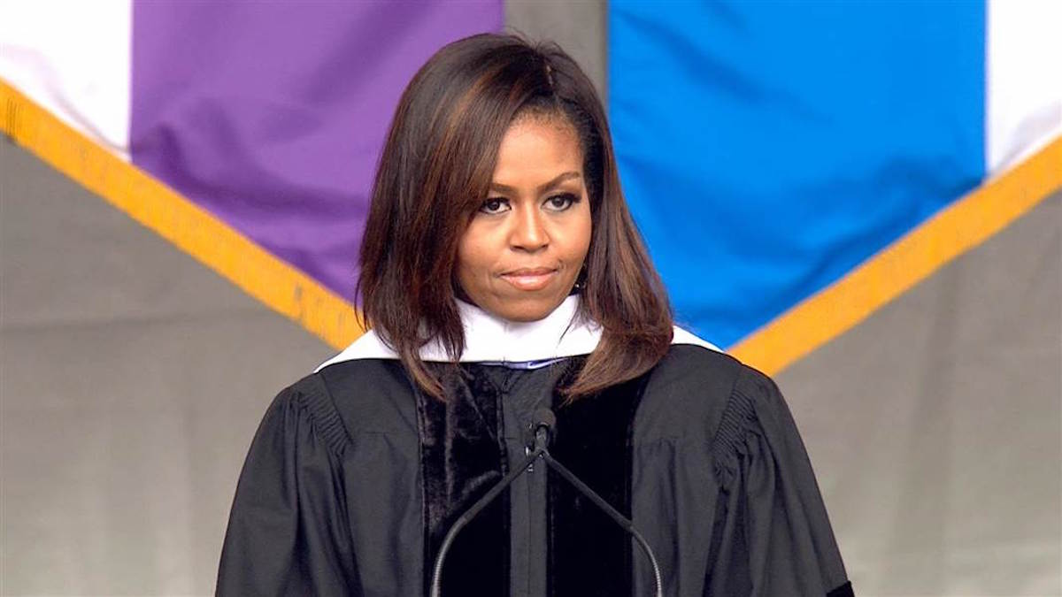 [VIDEO] Poor Michelle: She Lives In FREE GOVERNMENT HOUSING Built By Slaves!