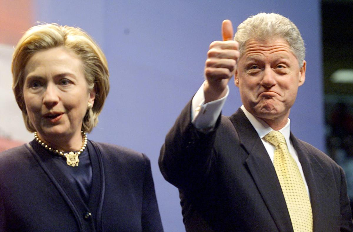 Bill Clinton's Ex Lover Reveals Bill and Hillary's Racism