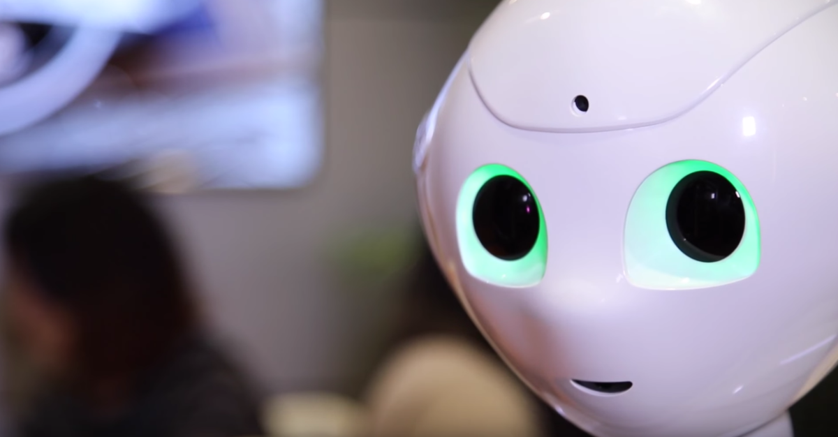 [PHOTOS] Pizza Hut's Newest Robotic Employee