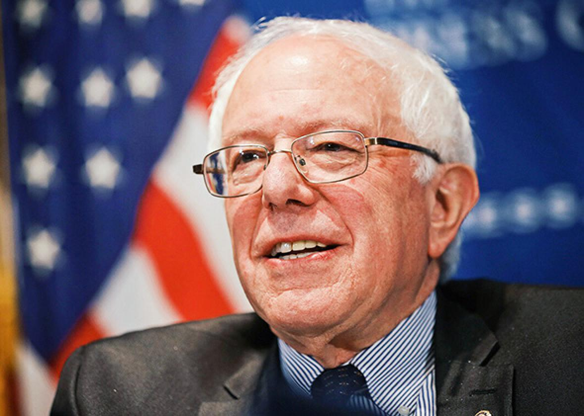 Green Party Offers Bernie Sanders Their Party's Slot in Presidential Election