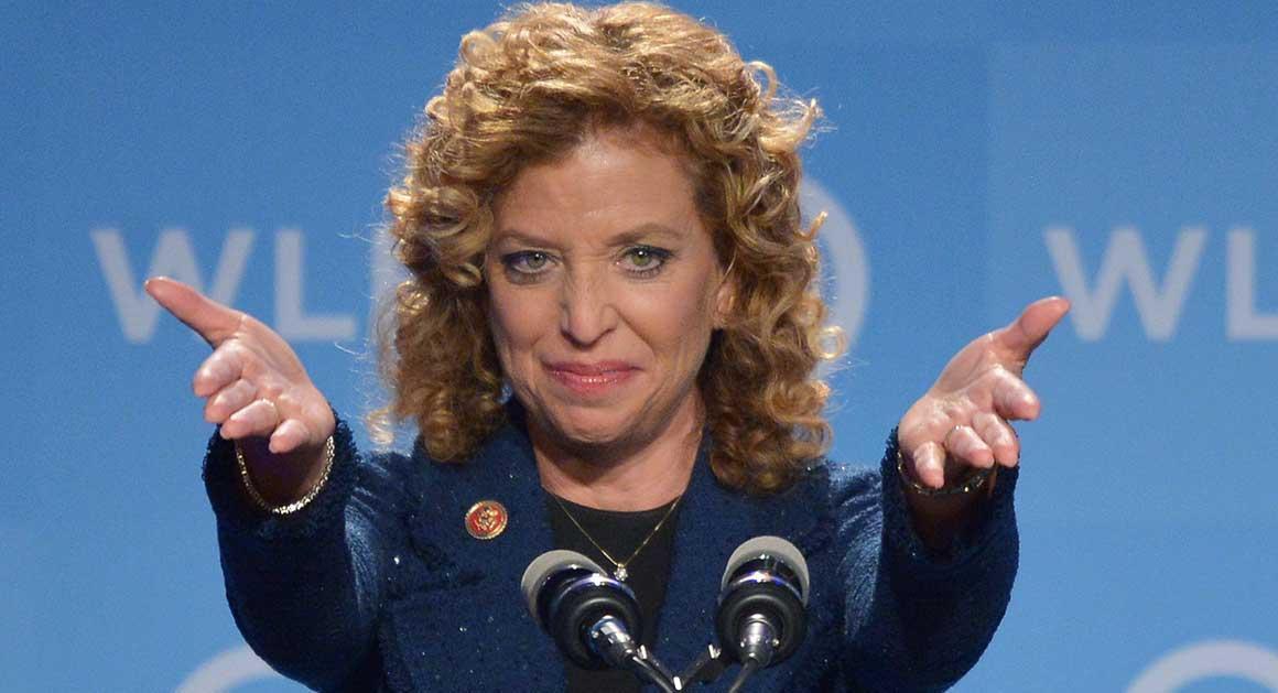 Debbie Wasserman Schultz Resigns Over Her Corruption