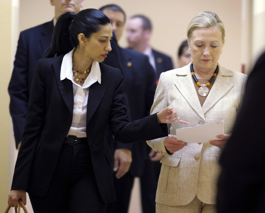 Huma Abedin Admits That Hillary Illegally Destroyed Public Records as Secretary of State