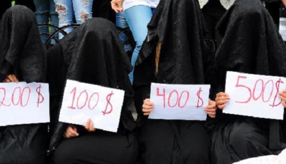 Iraqi Sex Slave gets the Ultimate Revenge
