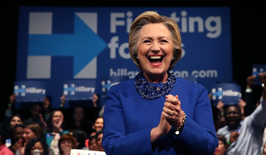 [VIDEO] Hillary Supporters at Georgetown University Can't Name a Hillary Accomplishment