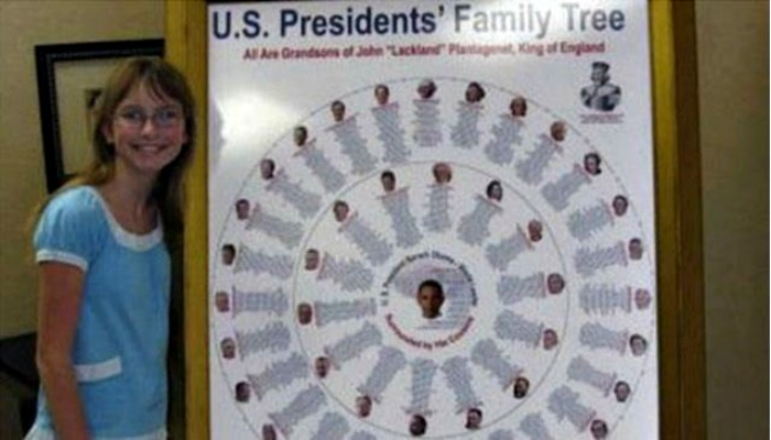 12-Year-Old Claims to Have Discovered Proof That Hillary, Trump and Obama are 'Family'