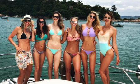 Alessandra Ambrosio Is On The Vacation That I Want