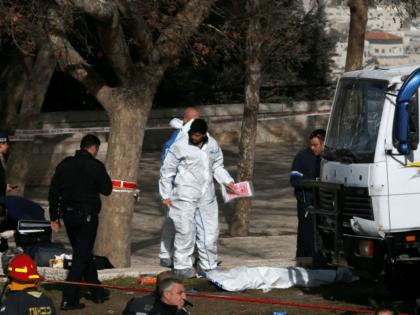 Truck-Ramming Terrorist in Jerusalem Kills 4, Injures Many