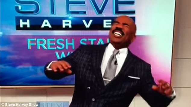 Steve Harvey in Trouble for Racist Rant [VIDEO]