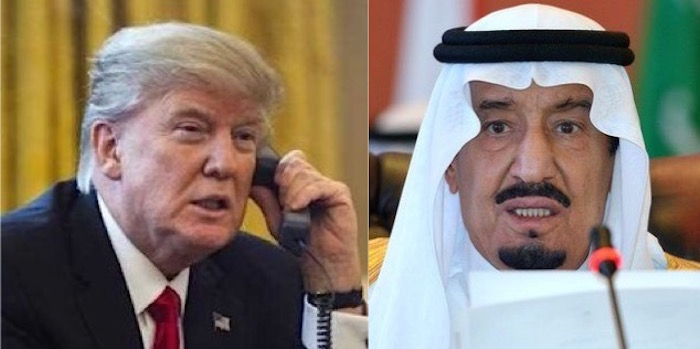 Muslim Countries Bow to the Will of President Trump
