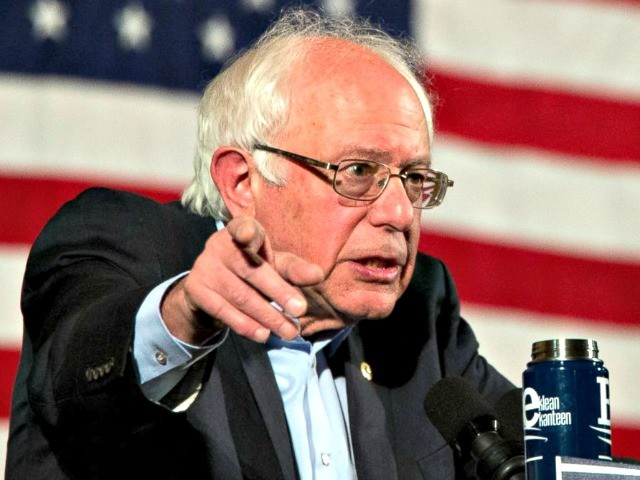 Sen. Sanders makes bold claim on how Democratic party is run