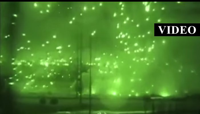ISIS Fighters Sent Straight to HELL After Shooting At U.S. Military Chopper [VIDEO]