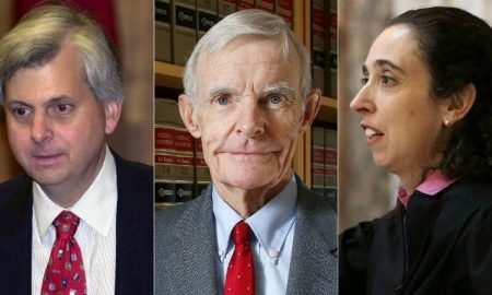 Judges Who Put Stay On Trump Travel Ban