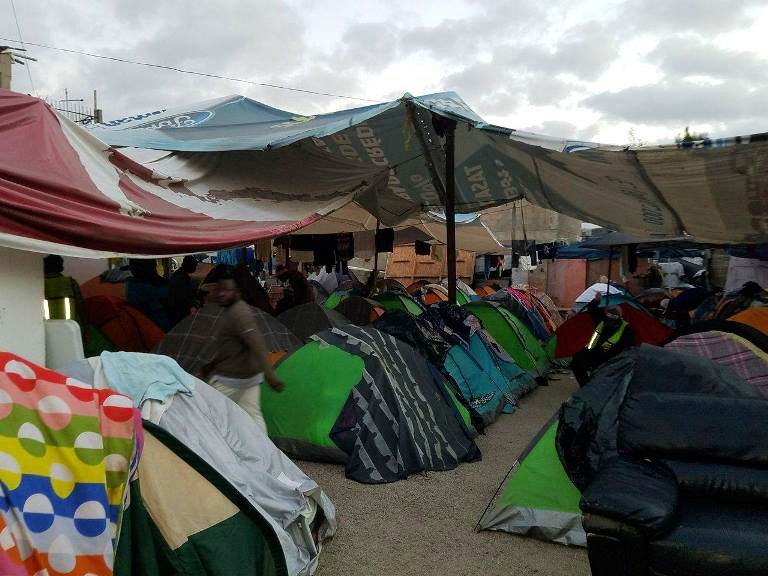 Mexico Unprepared For Flood Of Deportees