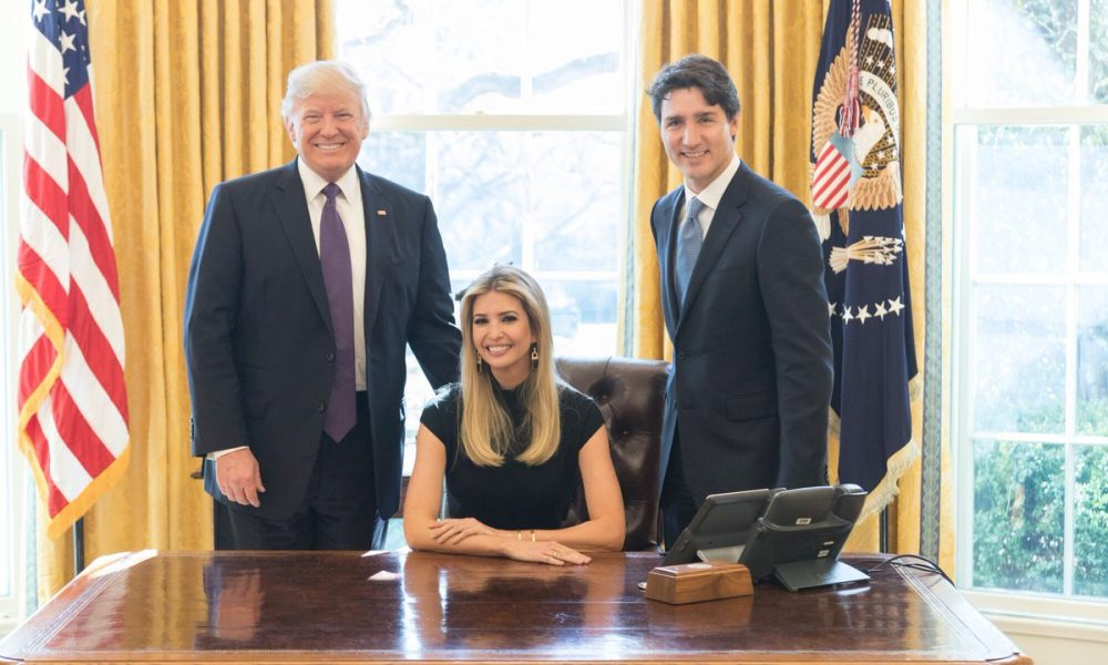 Liberals Losing Their Minds Over This Picture of Ivanka Trump