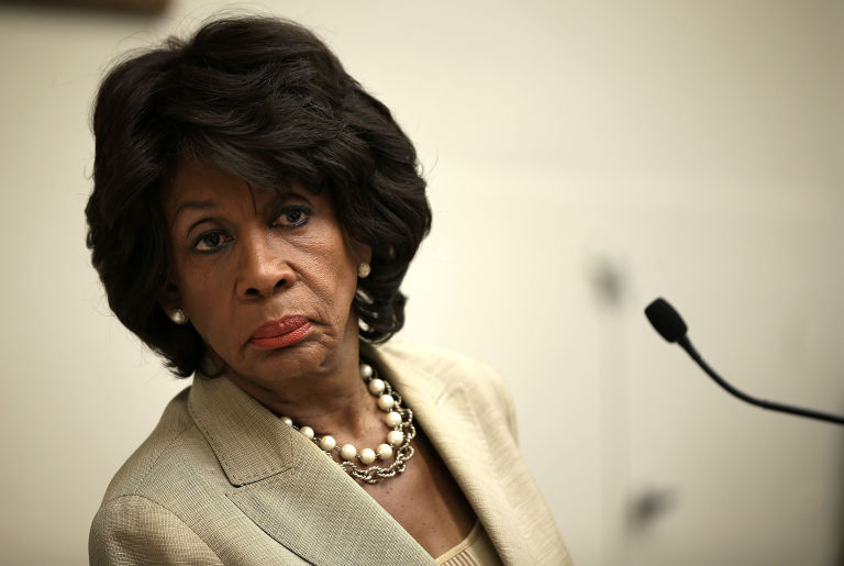 Watch a Compilation of the Dumbest Things Maxine Waters Has Uttered [VIDEO]