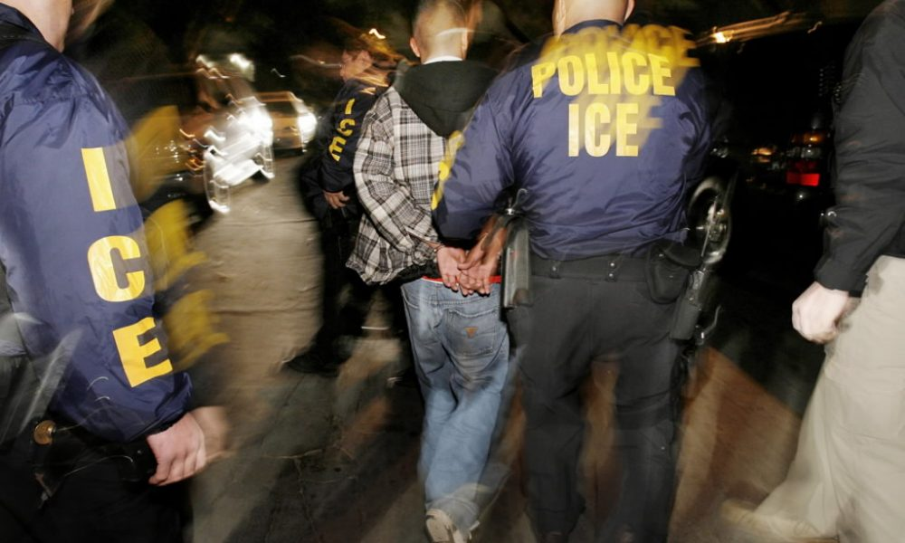There Are How Many Criminal Illegals Running Free?