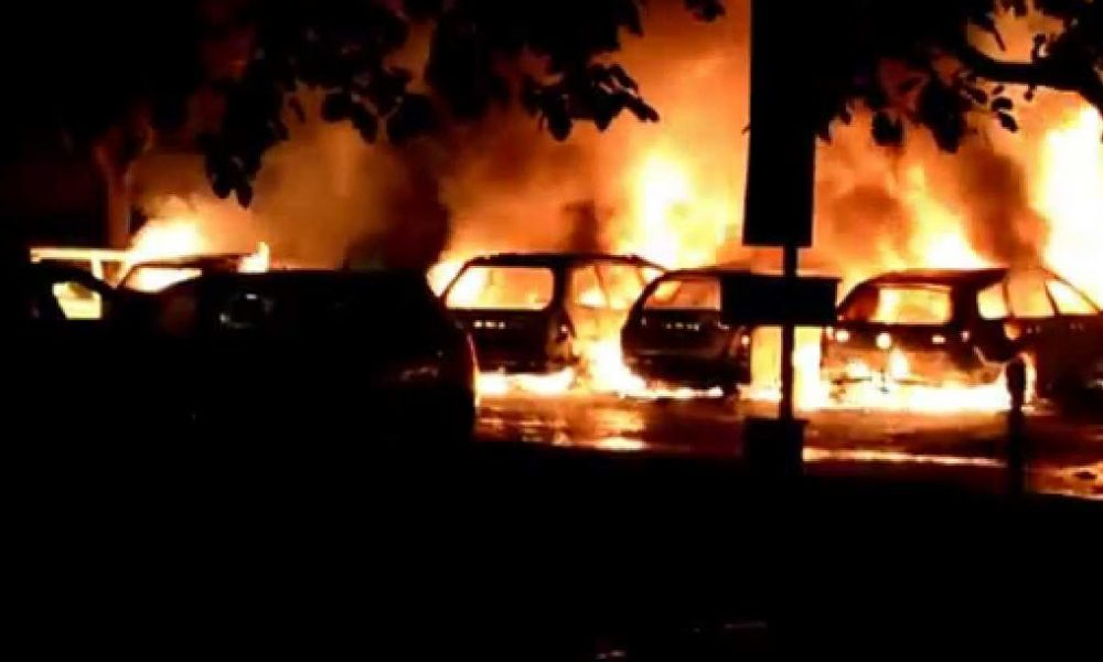 Trump Scores Another Win Swedish Capital Under Attack by Terrorist Thugs