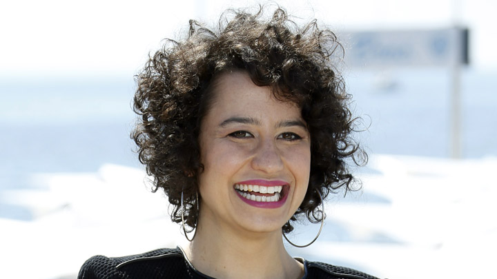 "US actress Ilana Glazer poses during a photocall for the serie ""Broad City"" at the MIPTV, on April 7, 2014 in Cannes, on the French Riviera. The MIPTV is one of the world's largest broadcasting and audio-visual trade show. AFP PHOTO / VALERY HACHE (Photo credit should read VALERY HACHE/AFP/Getty Images)"