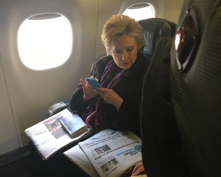 Hillary Clinton Has No More Dirty Money – Forced Back to Peasant Status