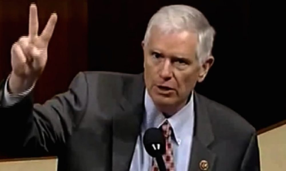 Congressman Gets It – Files Bill To Repeal Obamacare… Period
