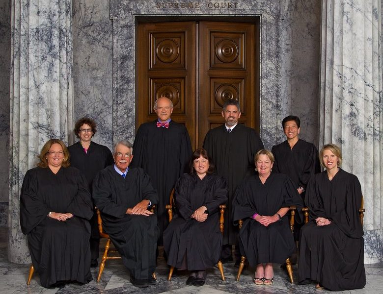 Washington State Supreme Court Judge Asks ICE to Stay Out of Courtrooms