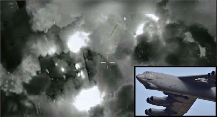 US Bombs ISIS' Mosul Headquarters..No Survivors [VIDEO]