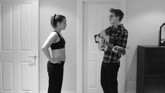 This Couple's Cute Music Video of Bump-To-Baby Journey Will Capture Your Heart [VIDEO]