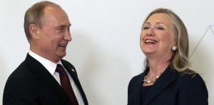 clinton russians
