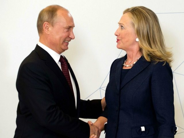 Trump Asks For Investigation Into Clinton's Russia Ties