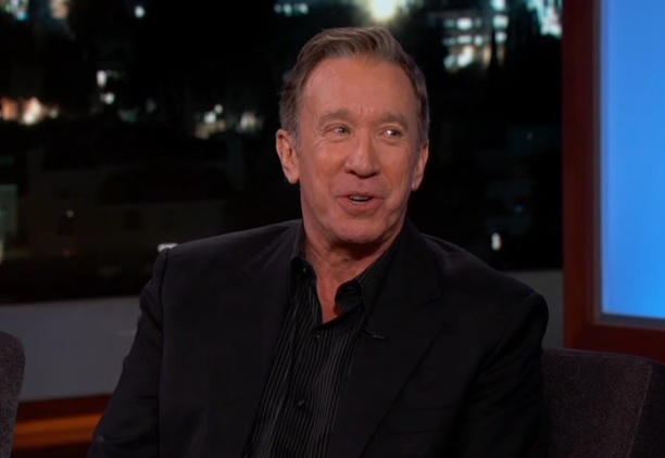 Tim Allen Says Hollywood Today Like 1930's Germany [VIDEO]