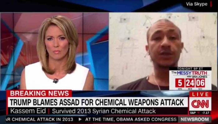 CNN Anchor Left Speechless After Syrian Survivor Thanks Trump On Live TV [VIDEO]