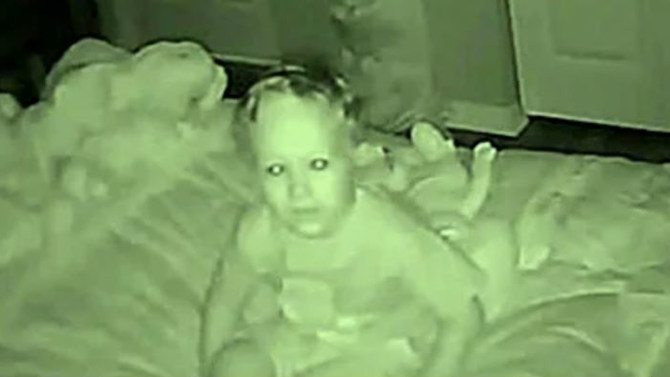 Toddler Says Man Talks to Him Nightly…The Truth is Terrifying Them
