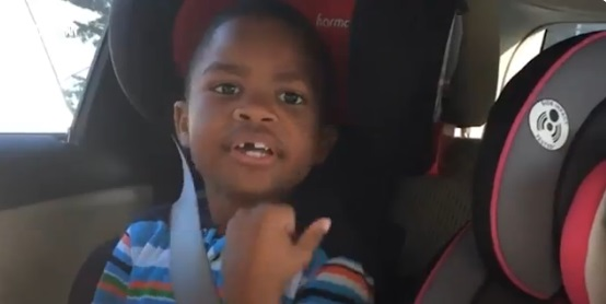 This Toddler Explains To His Pregnant Mom Why She Shouldn't Have Another Baby – HILARIOUS [VIDEO]