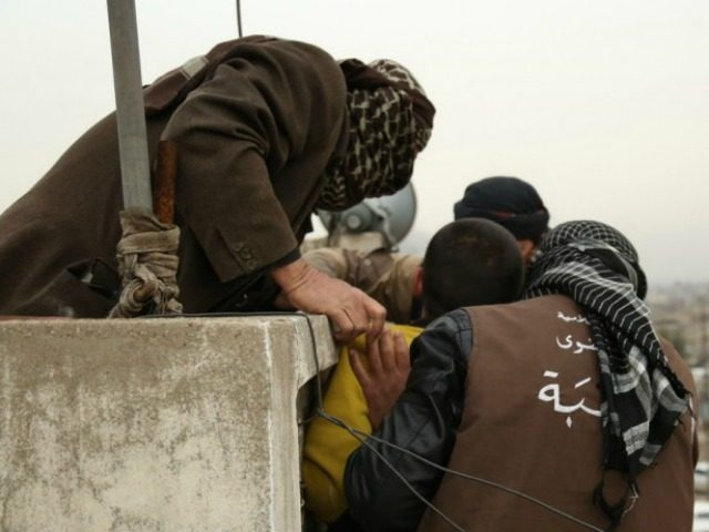 ISIS Throws Iraqi Homosexual From Rooftop [GRAPHIC PHOTOS/VIDEO]