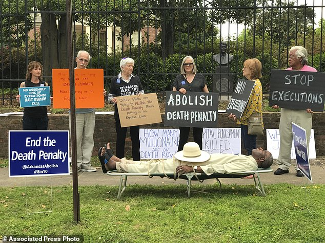 Corruption: Judge Who Halted Arkansas Executions Attended Anti-Death Penalty Protest