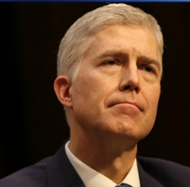 JUSTICE Neil Gorsuch Was Confirmed To Supreme Court