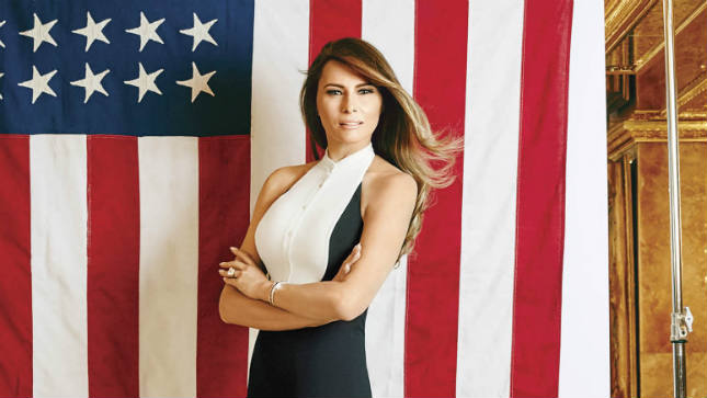 First Lady Teaches Liberal Media A Lesson